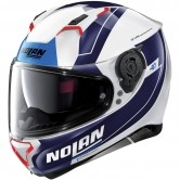 N87 Skilled N-Com White / Blue