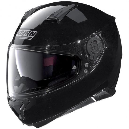 Helm NOLAN N87 Special Plus N-Com Metal Black