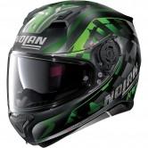 N87 Venator N-Com Flat Black / Green