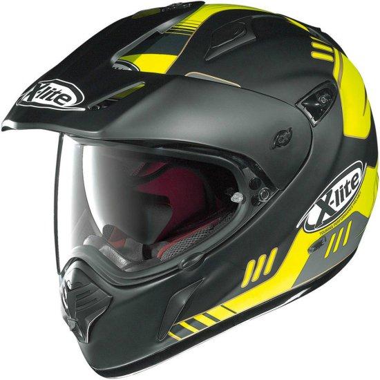 X-LITE X-551 GT Calama N-Com Flat Black  Helmet