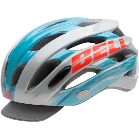 BELL Soul Joy Ride Lady White / Glacier Blue Sonic Helmet