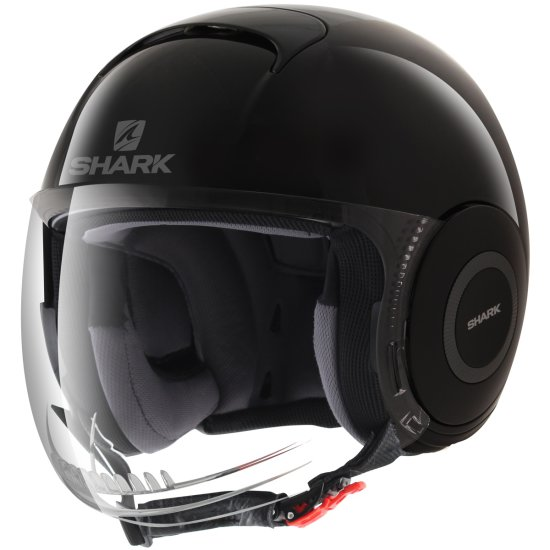Casco SHARK Micro Blank Black