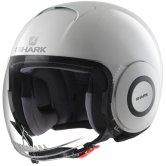 SHARK Micro Blank White