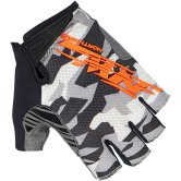 NORTHWAVE MTB Air 2 Short Camo / Orange Fluo