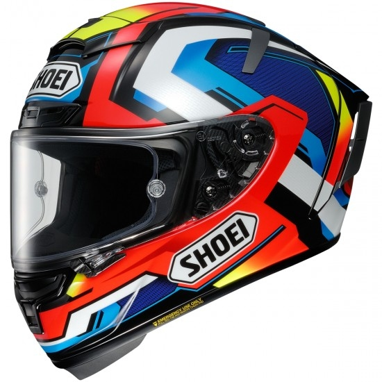 Casco SHOEI X-Spirit 3 Brink TC-1