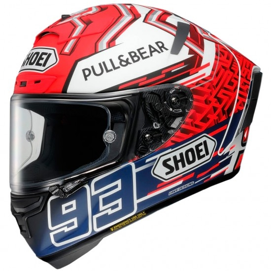 Casco SHOEI X-Spirit 3 Marquez 5 TC-1