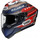 SHOEI X-Spirit 3 Marquez America TC-2