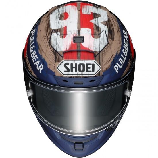 SHOEI X-Spirit 3 Marquez America TC-2 Helmet