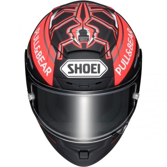 Helm SHOEI X-Spirit 3 Marquez Black Concept TC-1