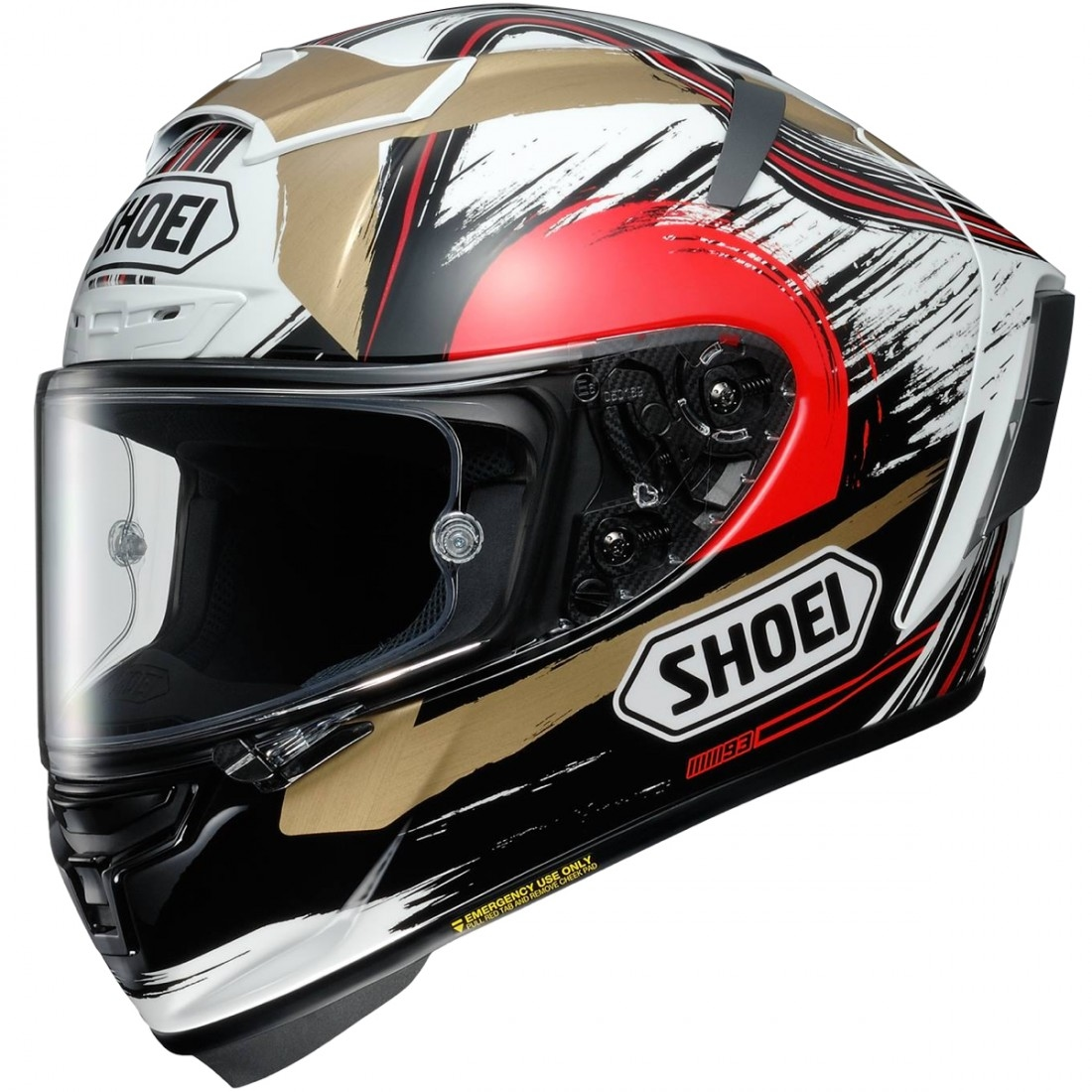 13f886c8ef0 SHOEI X-Spirit 3 Marquez Motegi 2 TC-1 Helmet · Motocard