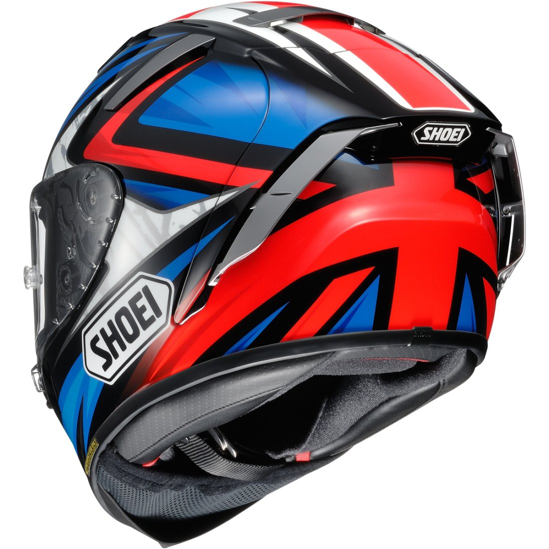 shoei x spirit 3 bradley 3 tc 1 helmet motocard. Black Bedroom Furniture Sets. Home Design Ideas