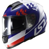 LS2 FF397 Vector FT2 Podium White / Blue