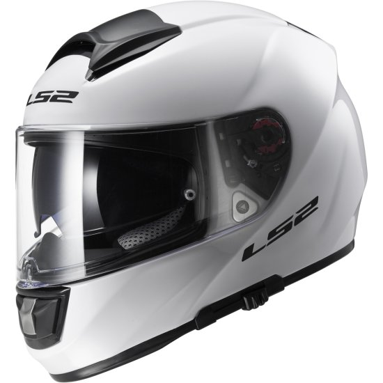 Casco LS2 FF397 Vector FT2 White