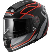 FF397 Vector FT2 Vantage Matt Black / Red