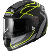 FF397 Vector FT2 Vantage Matt Black / Yellow