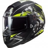 FF397 Vector HPFC Evo Stencil Matt Black / H-V Yellow