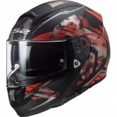 FF397 Vector HPFC Evo Stencil Matt Black / Red