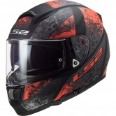 FF397 Vector HPFC Evo Swipe Matt Black / Red