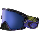 OAKLEY O2 MX Rain of Terror Blue / Purple / Black Ice Iridium
