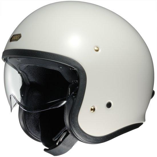 SHOEI J.O Off White Helmet