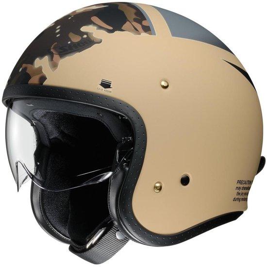 SHOEI J.O Seafire TC-10 Helmet