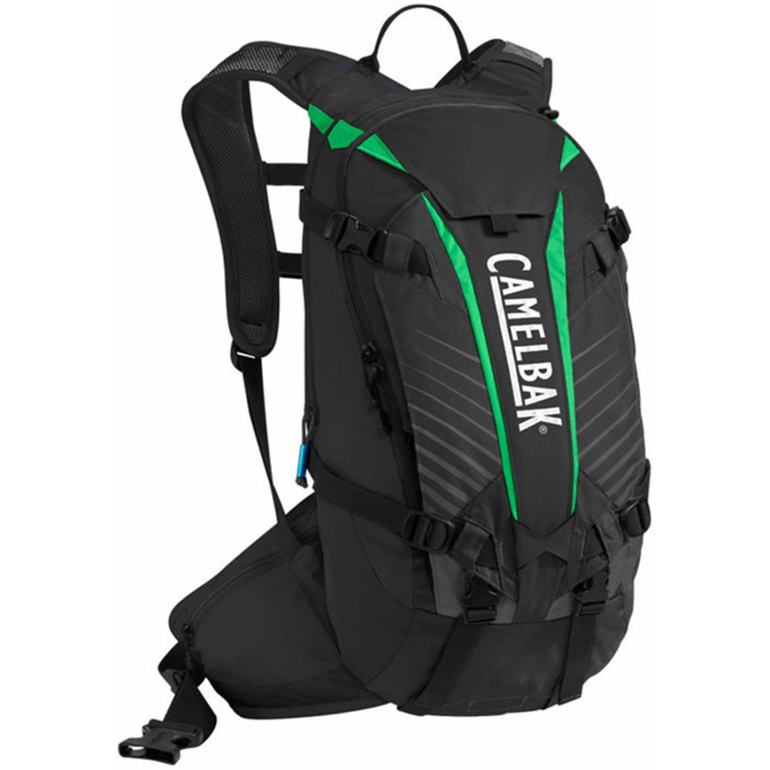 available performance sportswear exclusive shoes CAMELBAK K.U.D.U. 12 2016 Black / Green Bag / Back pack