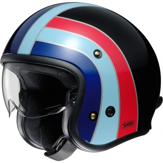 SHOEI J.O Nostalgia TC-10 Helmet