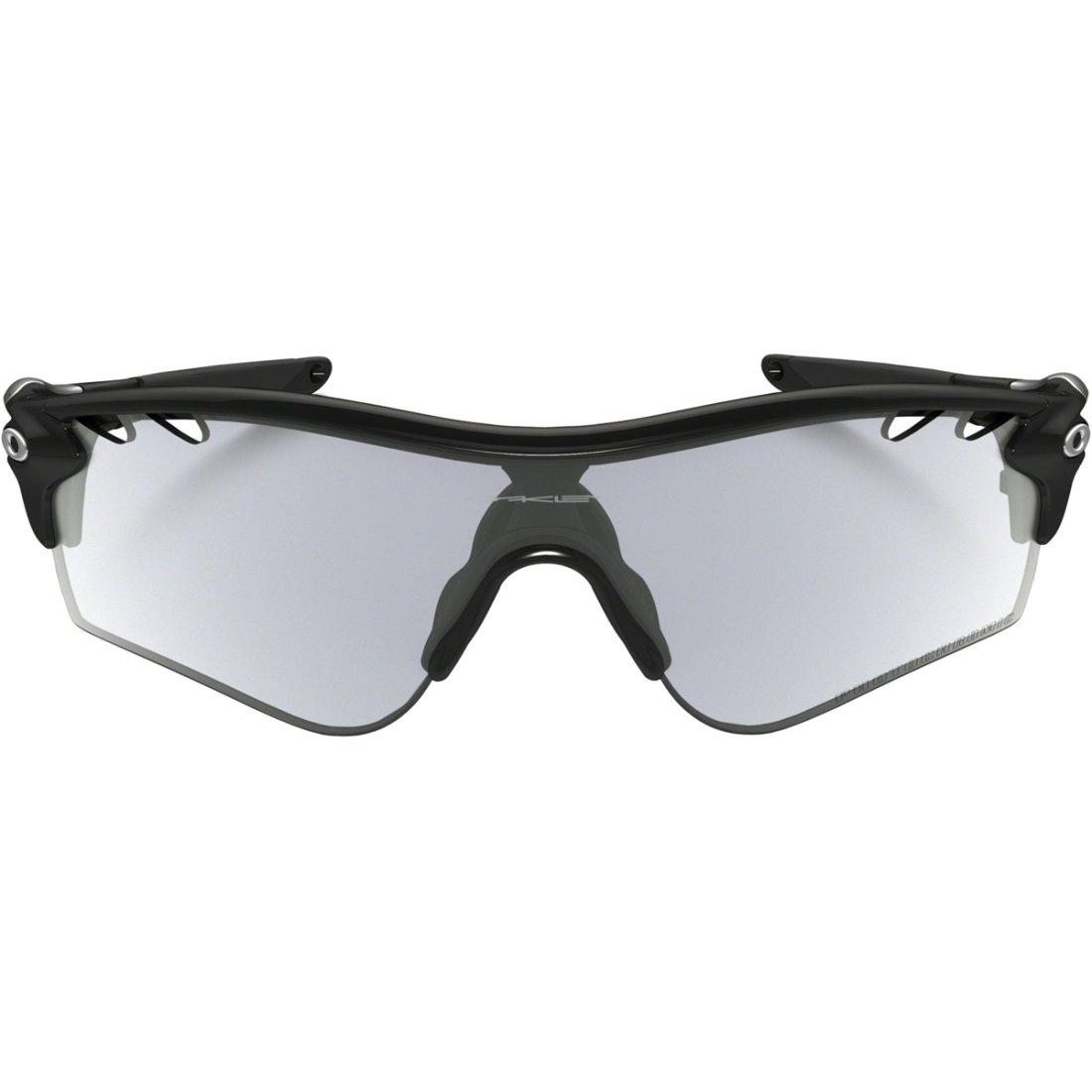 46257133f7b1e Máscara   Óculos OAKLEY Radarlock Photochromic Black   Clear Black Iridium  Activated