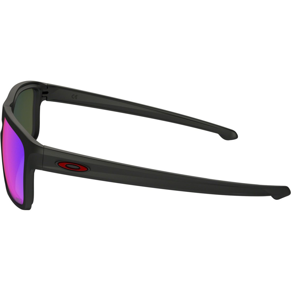 77fc654b495 OAKLEY Sliver Marc Marquez Exclusive Edition Matte Black   Positive Red  Iridium Sun glasses