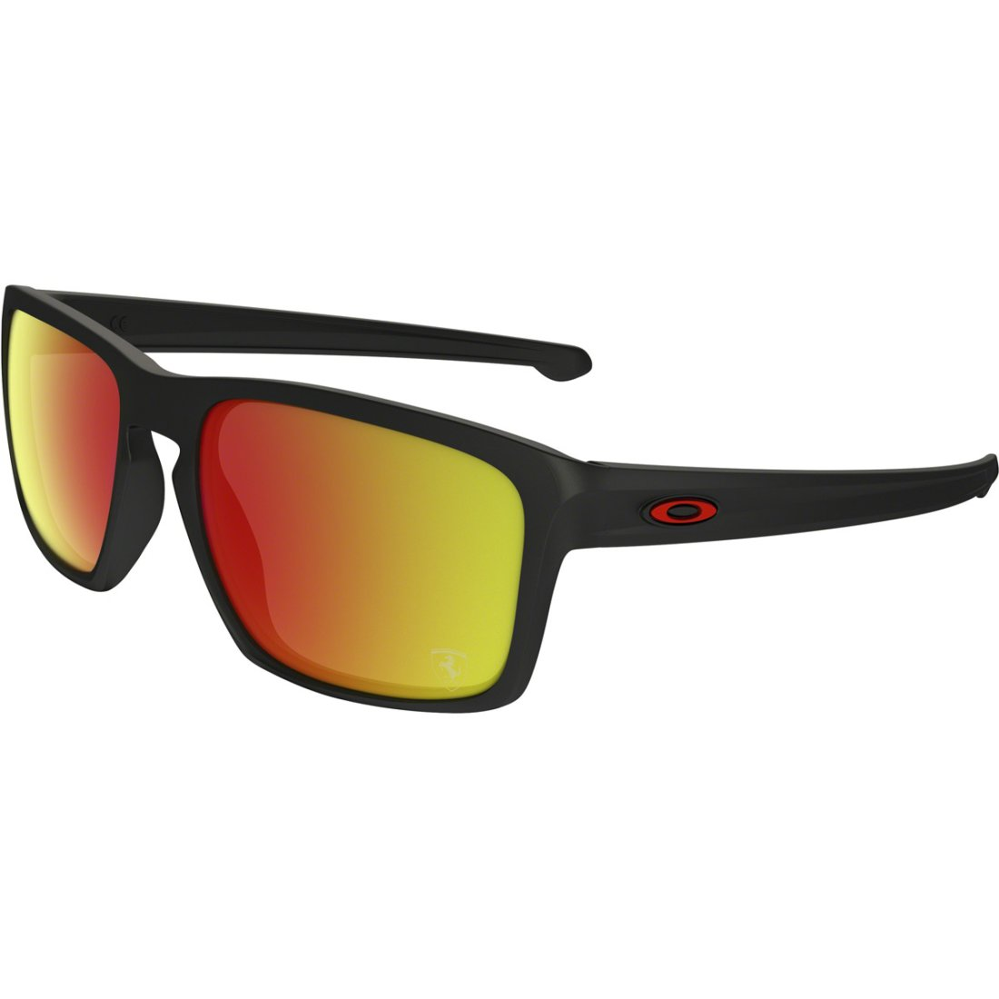 Masque Iridium Black Collection Oakley Matte Sliver Scuderia Lunettes Ruby Ferrari BedxCor
