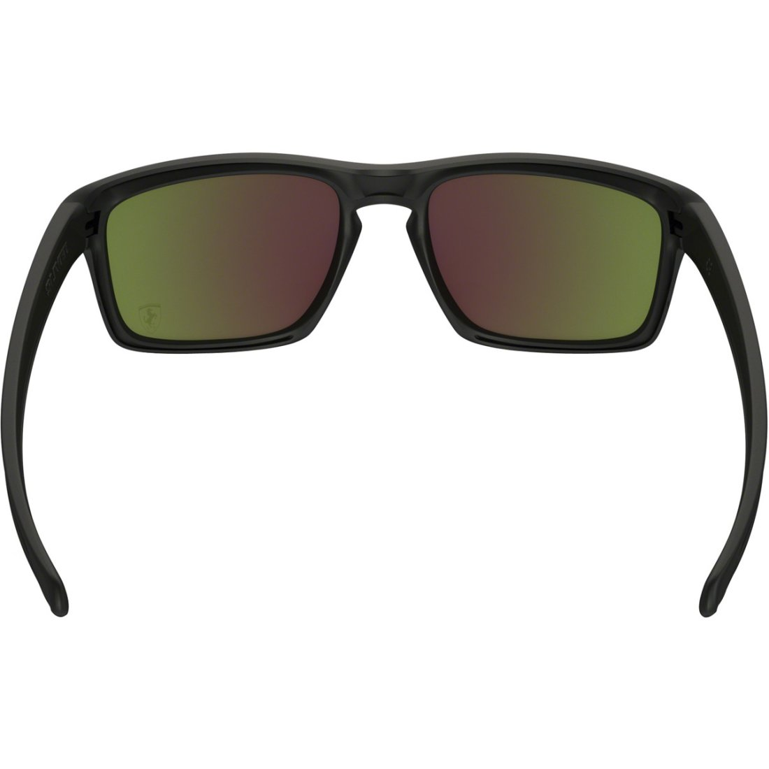 a7a4a0a94 Óculos de sol OAKLEY Sliver Scuderia Ferrari Collection Matte Black / Ruby  Iridium