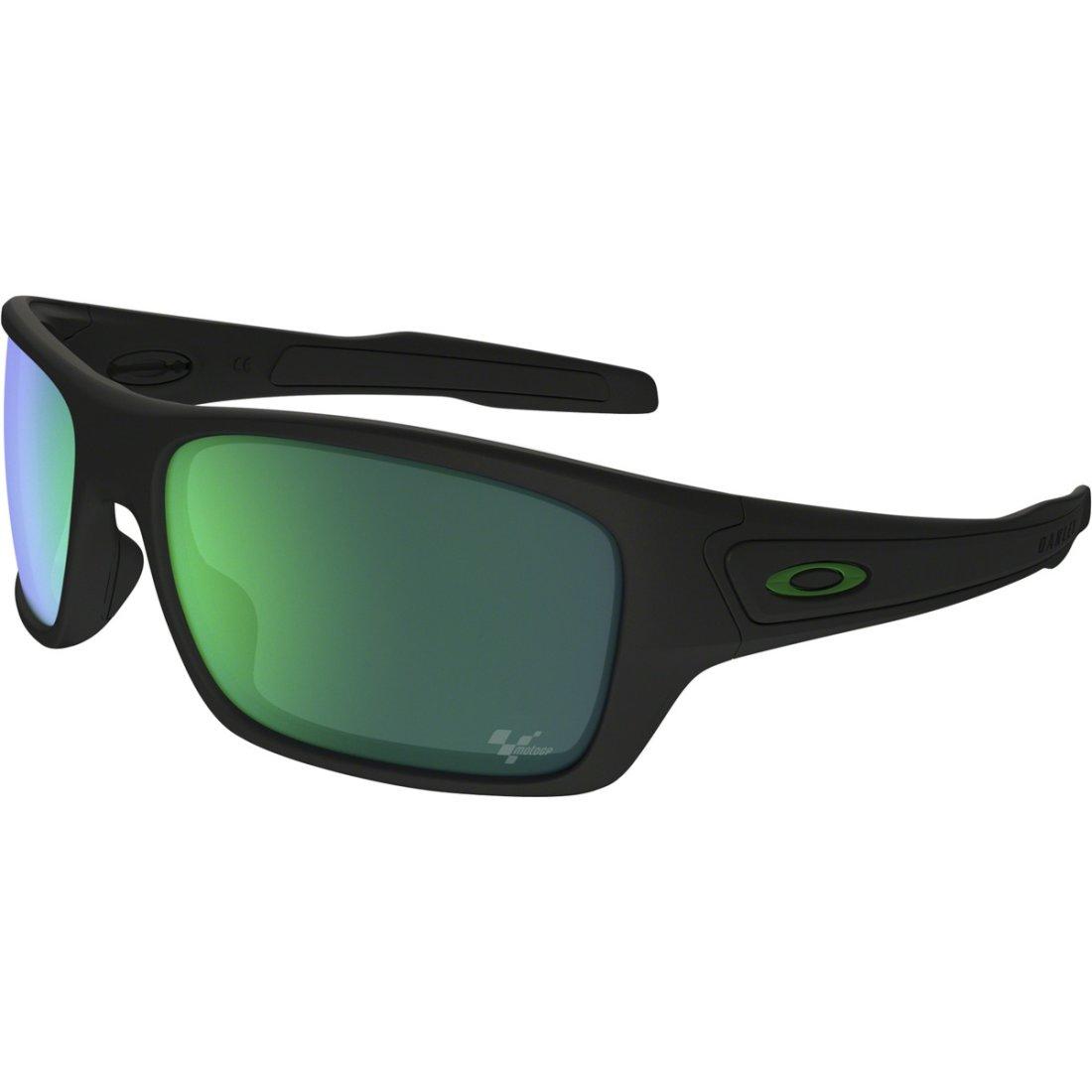dbf6e9533d Gafas de sol OAKLEY Turbine Moto GP Matte Black / Jade Iridium · Motocard