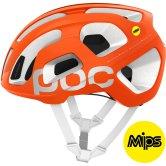 POC Octal AVIP MIPS Zinc Orange / Hydrogen White