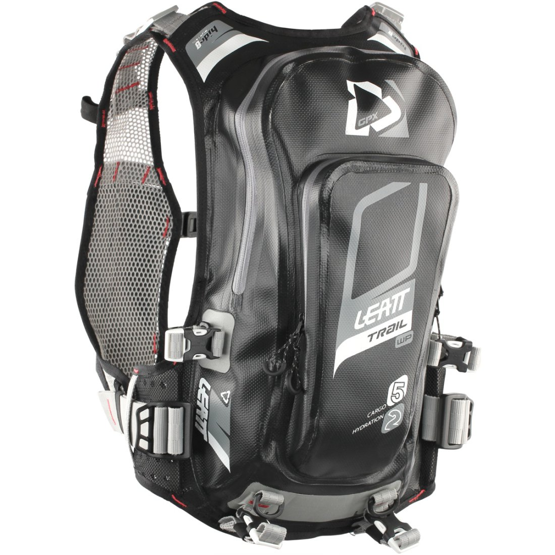 Sac FOX Oasis Hydration Pack Black UNICA ZwRoTN