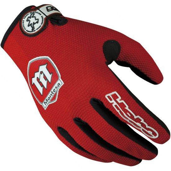Gants HEBO Montesa Classic Red