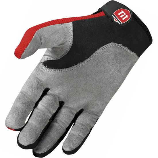 HEBO Montesa Team Black Gloves