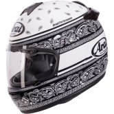 ARAI Chaser-V Eco-Pure Ribbon White