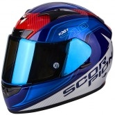 SCORPION Exo-710 Air Mugello Blue / White