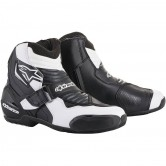 ALPINESTARS SMX-1 R Black / White Graphic