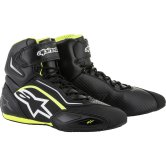 ALPINESTARS Faster-2 Black / White / Yellow Fluo
