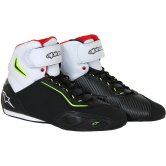 ALPINESTARS Faster-2 Black / Yellow Fluo / Red