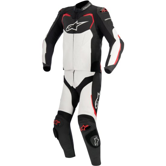 Traje / Mono ALPINESTARS GP Pro Black / White / Red