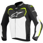 ALPINESTARS GP Pro Black / White / Yellow Fluo