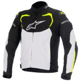 ALPINESTARS T-GP Pro Black / White / Yellow Fluo