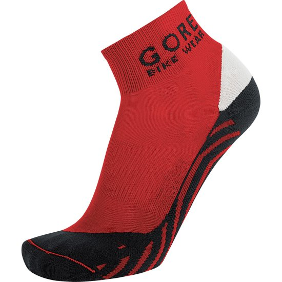GORE Contest Red / Black Socks