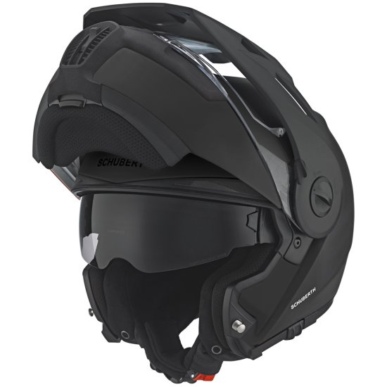 SCHUBERTH E1 Matt Black Helmet