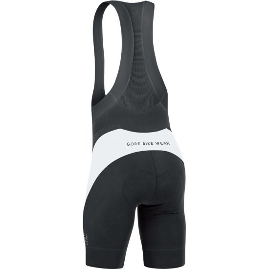 Cuissard GORE Oxygen Bibtights Short Black / White