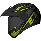 SCHUBERTH E1 Tuareg Black / Yellow