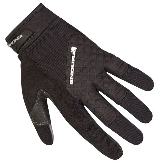 ENDURA Hummvee Plus Black Gloves