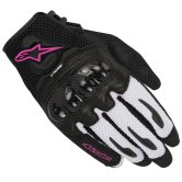 ALPINESTARS Stella SMX-1 Air Lady Black / White / Fuchsia